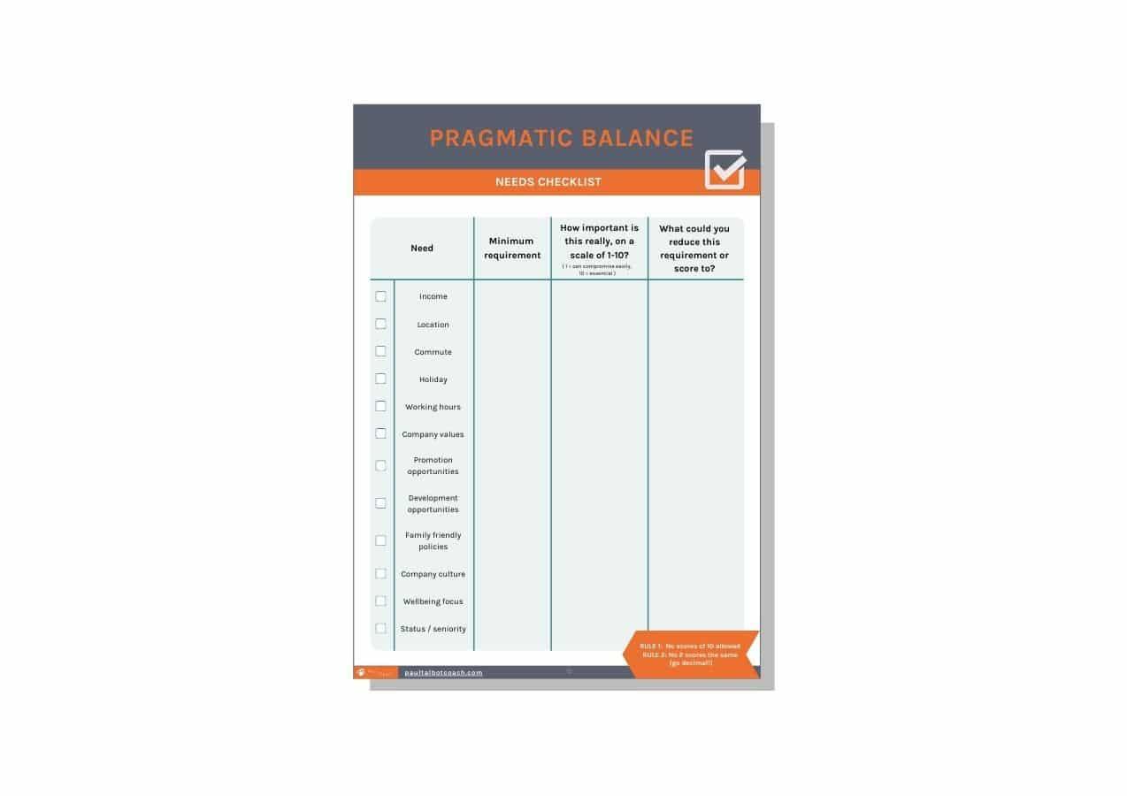 Free Download!Pragmatic Balance: Make Compromise Work