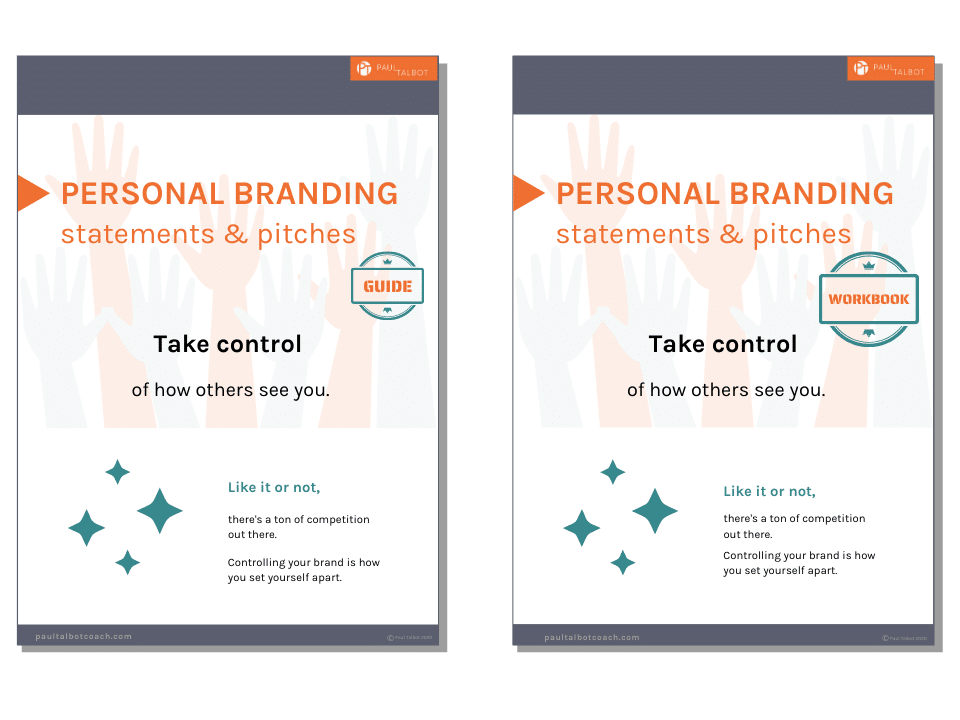 Personal Branding Guide and Workbook